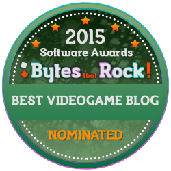 Gaming With Scissors nominated for best video game blog 2015