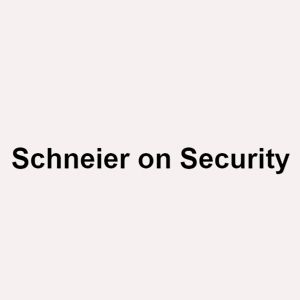 Schneier on Security