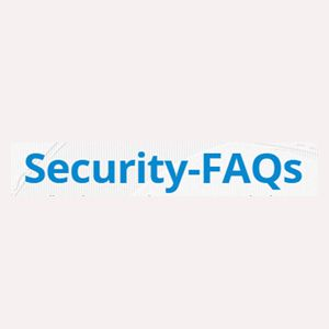 Security - FAQs