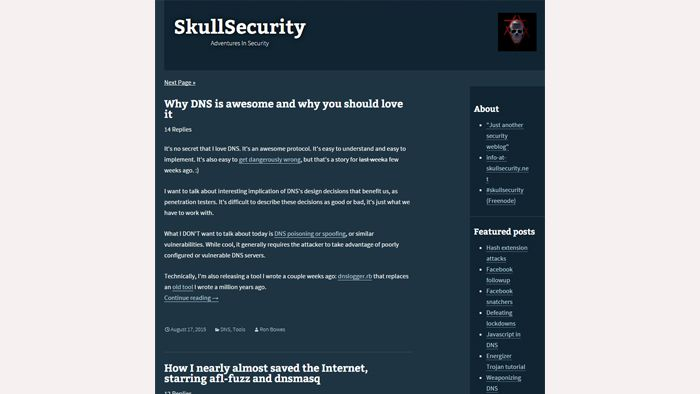 Skull Security