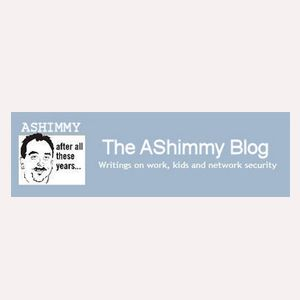 The AShimmy Blog