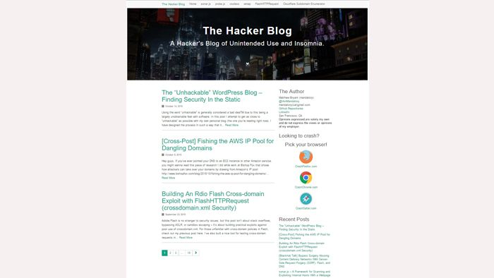 The Hacker Blog