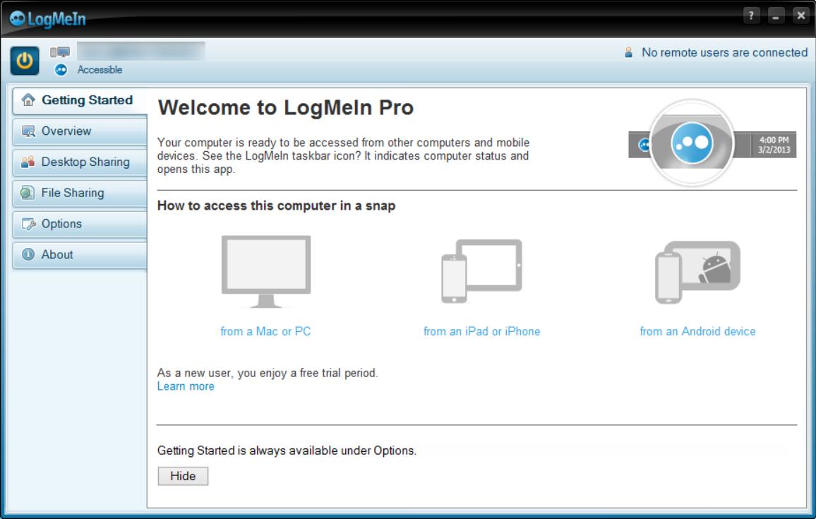 logmein download