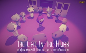 The Cat in the Hijab