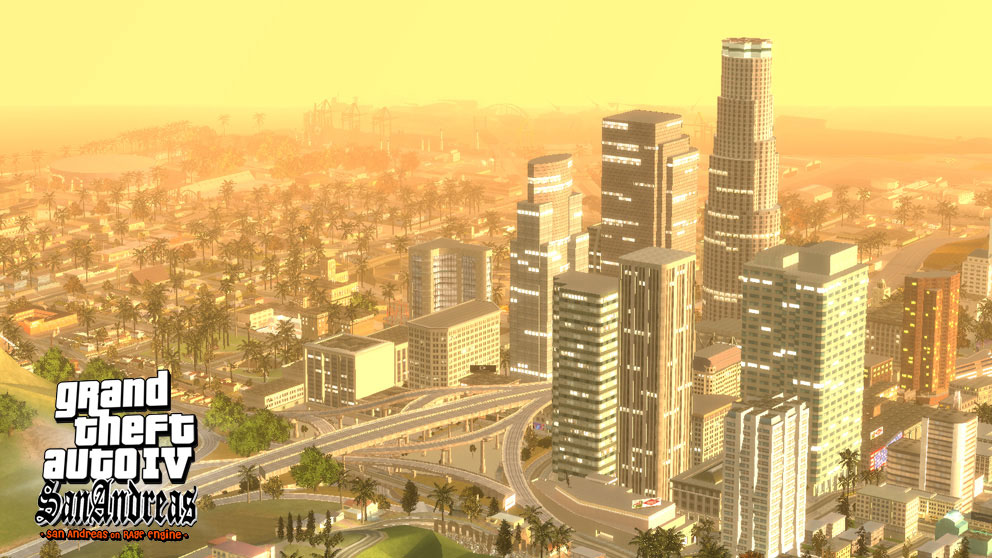 GTA IV San Andreas - Free Download | Rocky Bytes