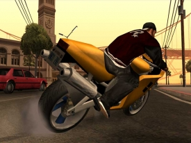 GTA San Andreas Bike Pack