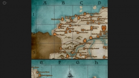 Map of Skyrim