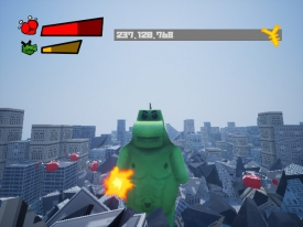 Yet Another Godzilla Game