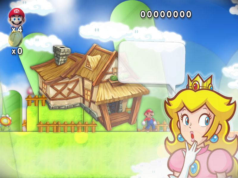 Play free online mario forever 2 game