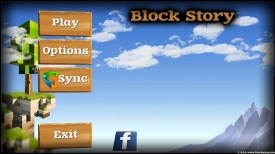 Block Story Fist Screen