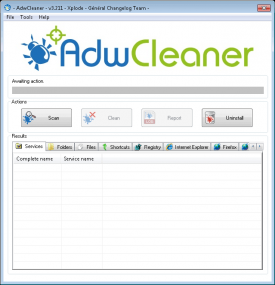 ADW Cleaner 3.211