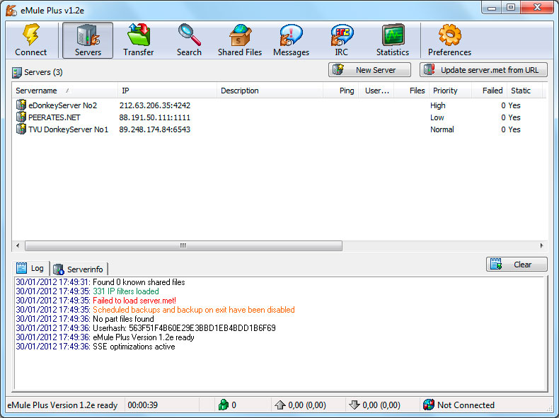 eMule Plus - Free Download | Rocky Bytes