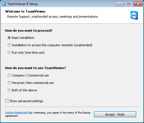 How to Install TeamViewer | Rocky Bytes