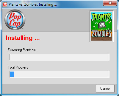 How to install Plants vs Zombies