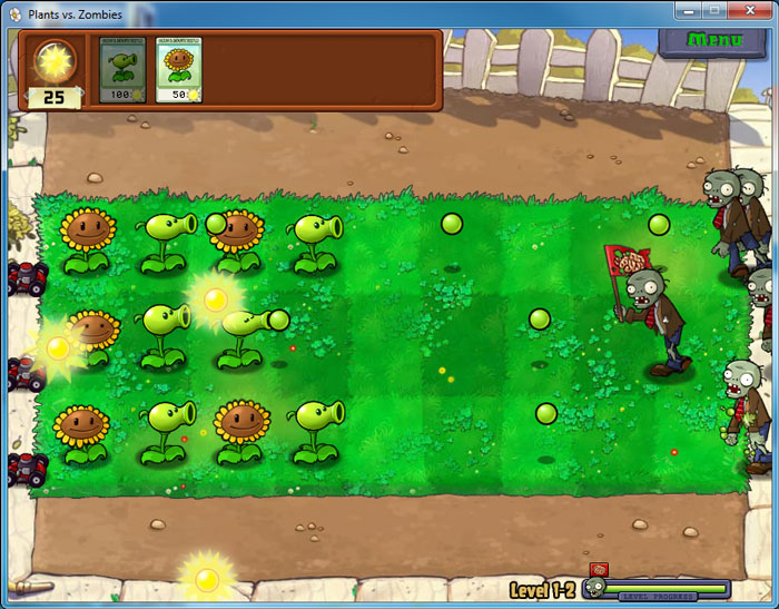 Plants vz zombies guide tutorial