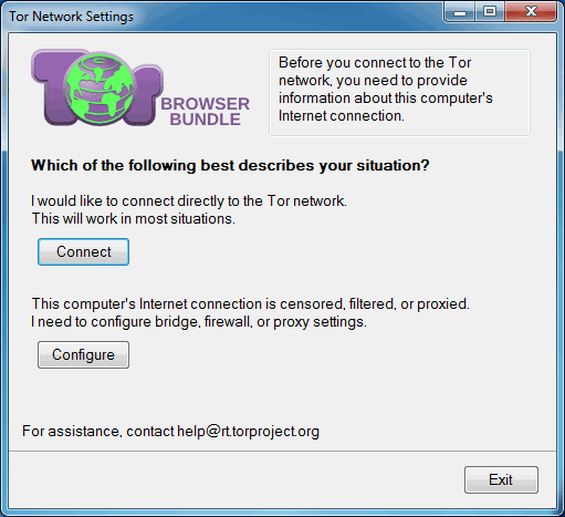 Tor browser how to use it