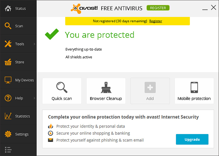 How to install avast