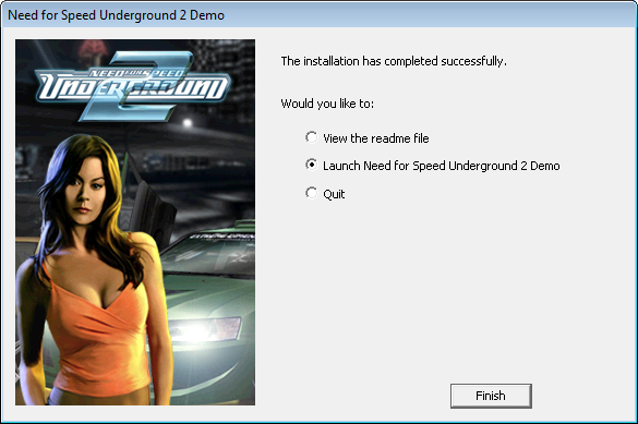 How to install need for speed 2