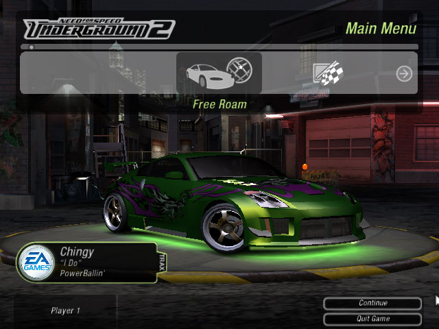 Need for speed 2 tutorial