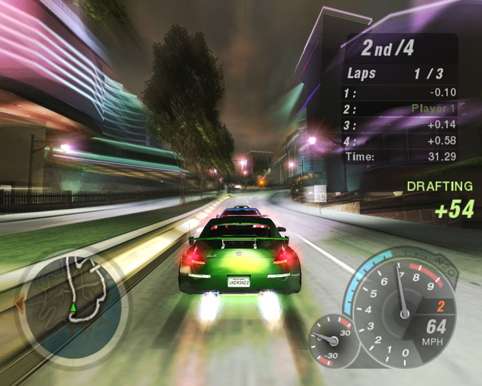 how to play need for speed
