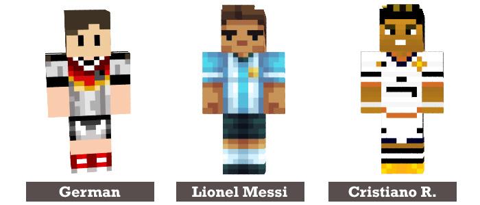 Most Awesome Minecraft Skins Of Rocky Bytes - Skins minecraft kostenlos downloaden