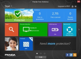 Panda Cloud Anti-Virus Free Edition