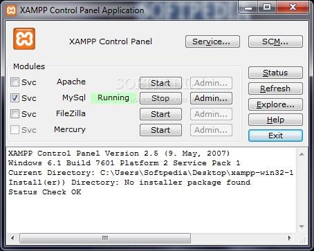 XAMPP - Free Download   Rocky Bytes