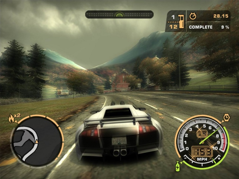 Need For Speed Most Wanted Pictures Rocky Bytes
