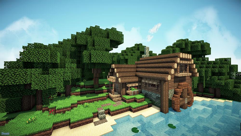 Minecraft Wallpaper Pack