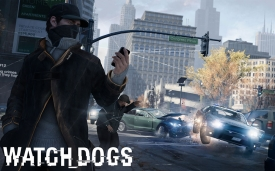 Watchdogs Wallpaper Pack