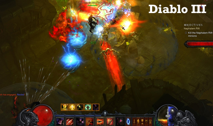Most addictive video games - Diablo 3