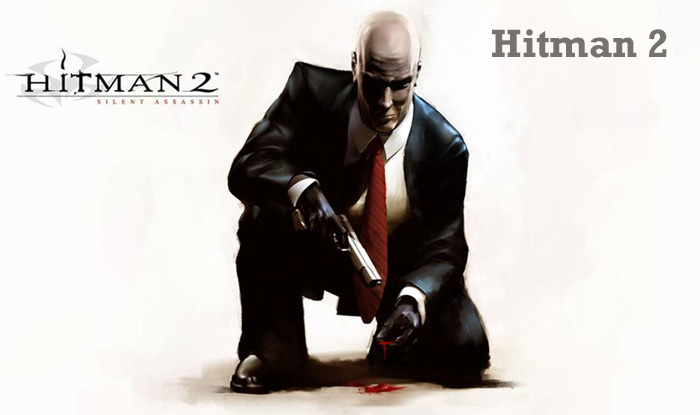 Most addicting games - Hitman 2