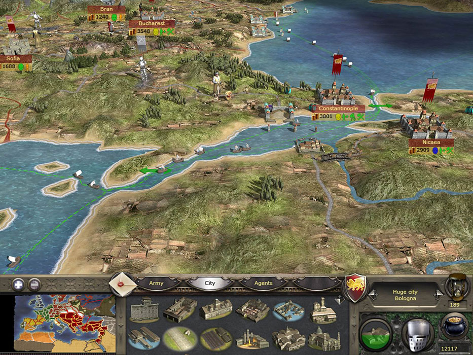 Medieval 2: Total War 1 3 patch - Free Download | Rocky Bytes
