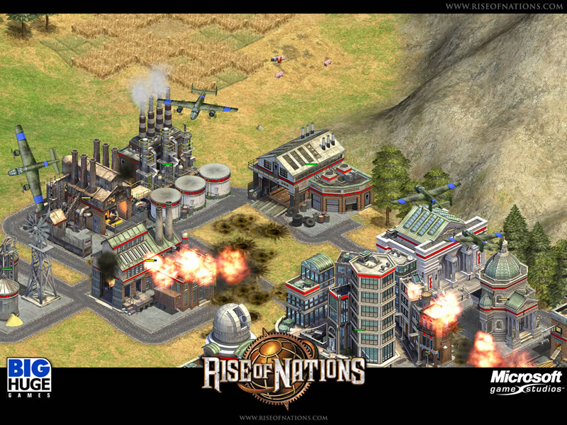 age of empires rise of nations full version free download