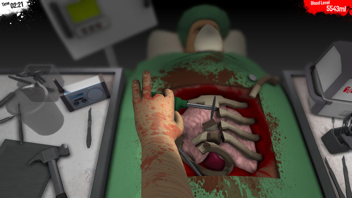 surgeon simulator surgery games