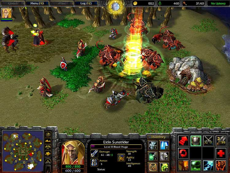 Warcraft Iii The Frozen Throne Free Download Rocky Bytes