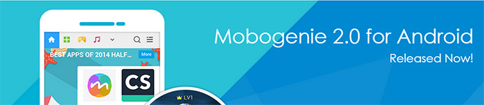 Mobogenie 2.0 for Android