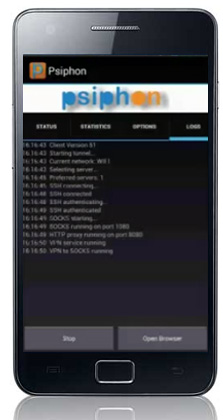 Psiphon Mobile Android