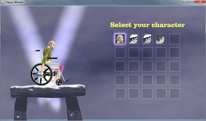 How to install Happy Wheels
