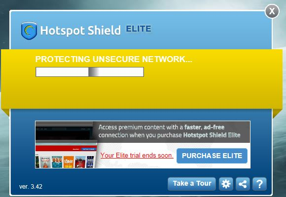 How to install Hotspot Shield