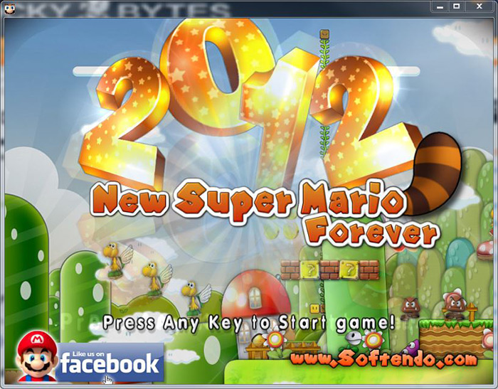 How to play Super Mario 3 Mario Forever