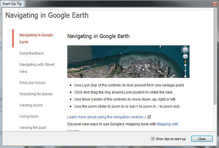 How to install Google Earth
