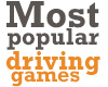 Top 5 most popular Driving Games (racing and car games included)
