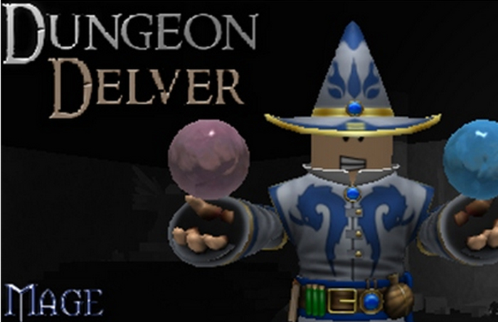 Roblox Games: Dungeon Delver