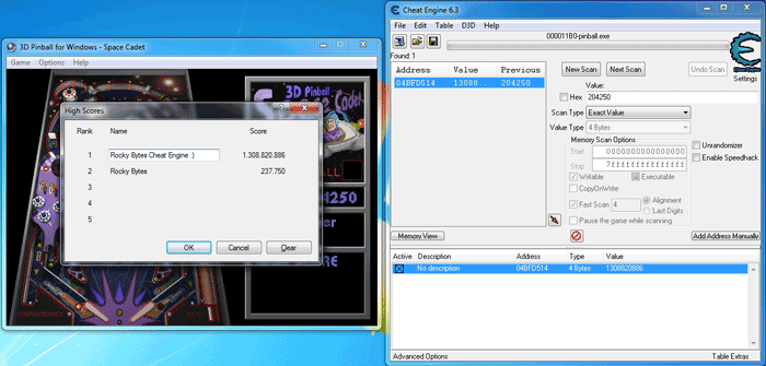 How to use cheat engine