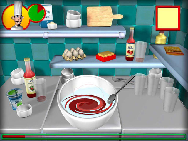 Crazy cooking - cooking games