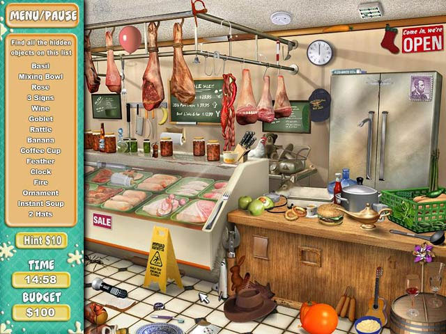Cooking quest cooking game