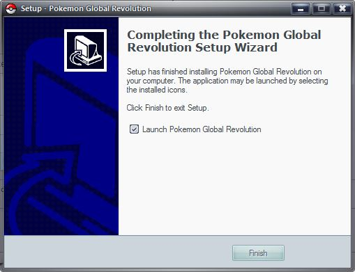How to install Pokemon Global Revolution