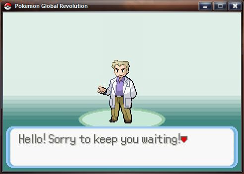How to play Pokemon Global Revolution