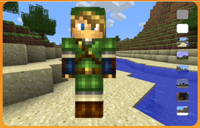 Minecraft Skins - Free Download | Rocky Bytes